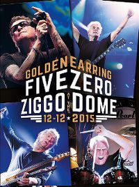 Cover Golden Earring - Five Zero At The Ziggo Dome 12-12*2015 [DVD]